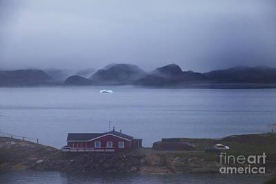 Photograph - Foggy View by Rick Bragan