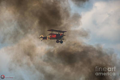 Photograph - Fokker Dr1 by Rob Heath