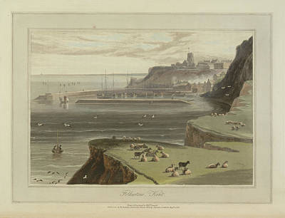Folkestone Art Print by British Library