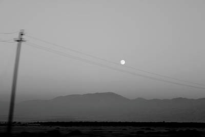 Photograph - Follow The Moon by Chiara Corsaro
