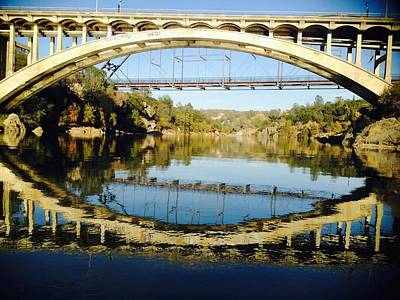 Folsom Bridge Original