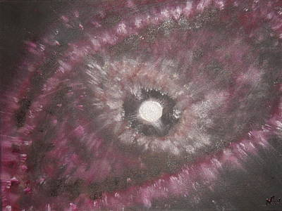 Cosmos Painting - Fomalhaut The Loneliest One by Nicla Rossini