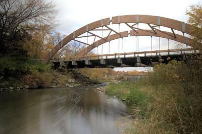Photograph - Fontana Arch Bridge by Bonfire Photography