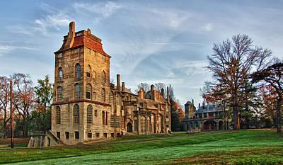 Mercer Tile Photograph - Fonthill Castle And Museum by Jack Nevitt