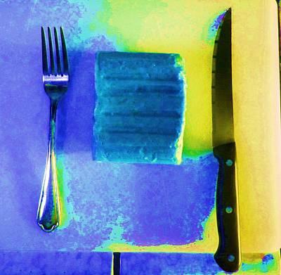 Food Item Art Print