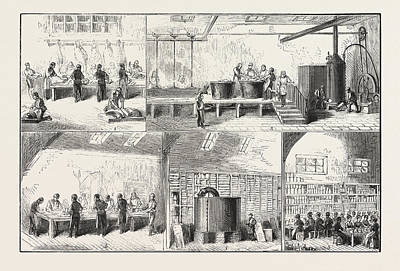 Boiler Drawing - Food Supply, Manufacture Of Condensed Soups by English School