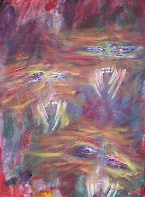 Painting - Fools by Randall Ciotti