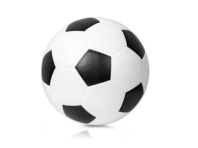Sports Royalty-Free and Rights-Managed Images - Football ball by Dutourdumonde Photography