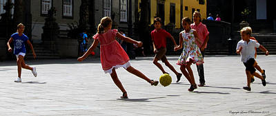 Photograph - Football by Leena Pekkalainen