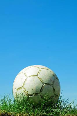 Goal Photograph - Football by Michal Bednarek