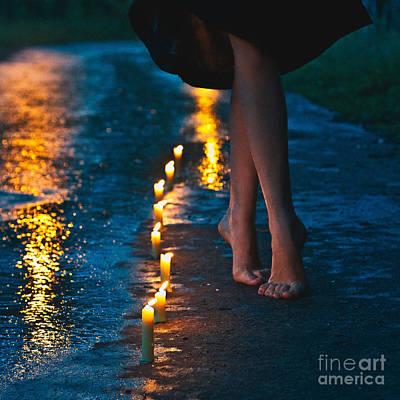 Photograph - Footfall by Natalia Drepina