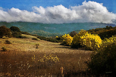 Foothill Autumn In Southern Oregon Art Print by Mick Anderson