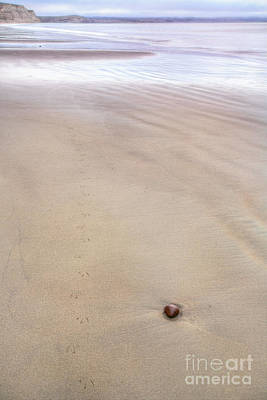 Photograph - Footprints In The Sand by Michele Steffey