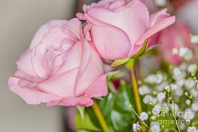 Wedding Flowers Ideas Photograph - For My Loved One by Elvis Vaughn