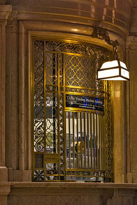 Photograph - For Service Ring Bell Gct by Susan Candelario