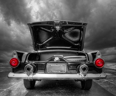 Photograph - For The Love Of Cars by Alexey Stiop