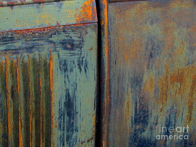 Photograph - For The Love Of Rust IIi by Marilyn Smith