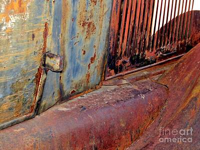 Photograph - For The Love Of Rust by Marilyn Smith