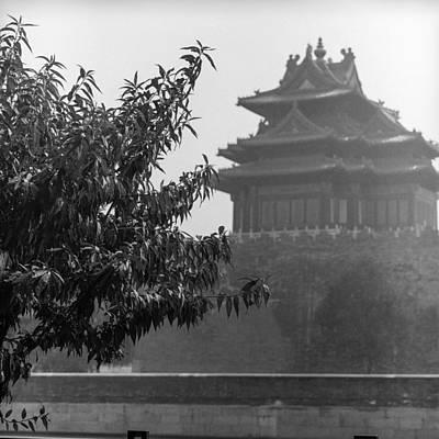 Forbidden City Art Print by Brian Neely