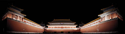 Forbidden City Of Beijing Original by Yuxuan Hou