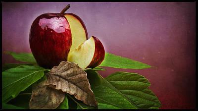 Forbidden Fruit Art Print by Tim Nichols