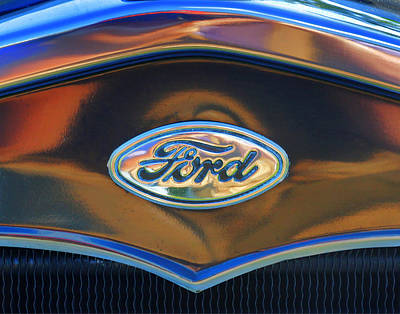Ford 001 Art Print