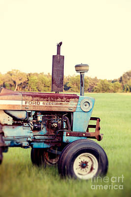 Modern Kitchen - Ford 7600 Tractor by Erin Johnson