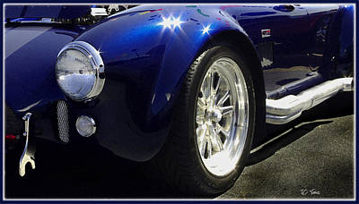 Photograph - Ford Cobra by James C Thomas