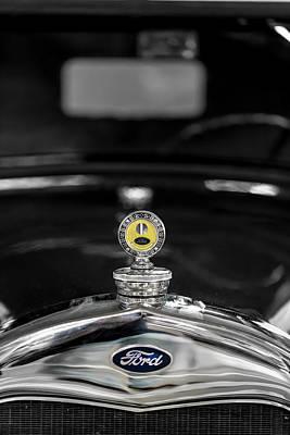 Photograph - Ford by Edgar Laureano