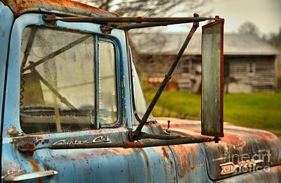 Photograph - Ford F-600 Custom Cab by Adam Jewell