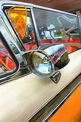 Photograph - Ford Galaxie Skyliner 10 by Mick Flynn
