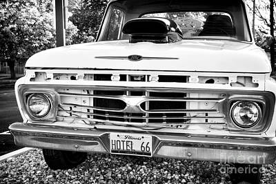 Photograph - Ford by John Rizzuto