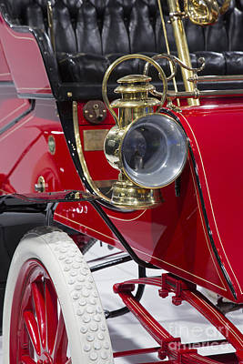 Photograph - Ford Model A by Jim West