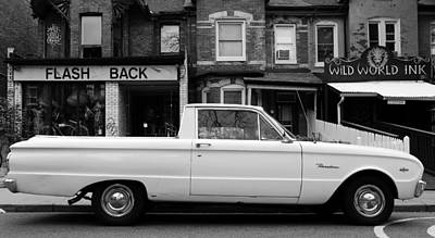 Photograph - Ford Ranchero 1b by Andrew Fare