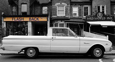 Photograph - Ford Ranchero 1c by Andrew Fare