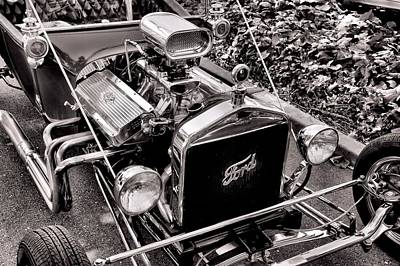 Photograph - Ford Rod by Bob Wall