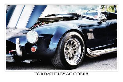 Ford Shelby Ac Cobra Original