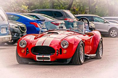 Cobra Photograph - Ford/shelby Ac Cobra by Steve Harrington
