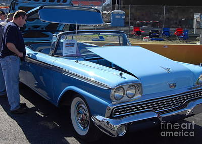 Ford Skyliner Art Print