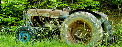Photograph - Fordson Major Diesel Two by Robert J Andler