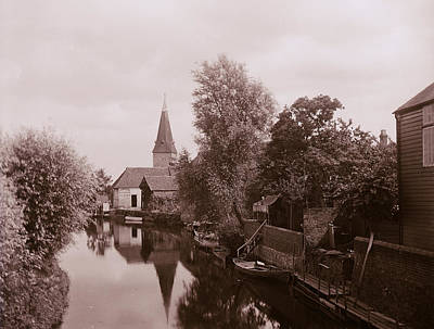 Fordwich Photograph - Fordwich Village by Photographer unknown