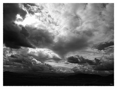 Foreboding Art Print by Glenn McCarthy Art and Photography