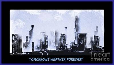 Forecast Art Print by John Malone