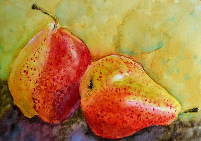 Grocer Painting - Forelles  Dreaming by Beverley Harper Tinsley