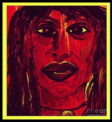 Painting - Forerunner by Iris Gelbart