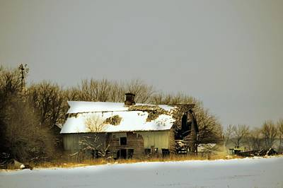 Photograph - Forest Avenue Barn 2 by Bonfire Photography