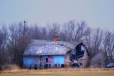 Photograph - Forest Avenue Barn by Bonfire Photography