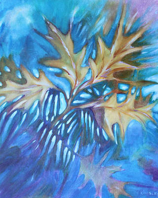 Painting - Forest Light by Christiane Kingsley