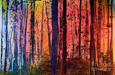 Painting - Forest Magic by Desiree Paquette