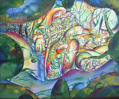 Forest Original by Marat Ivanov